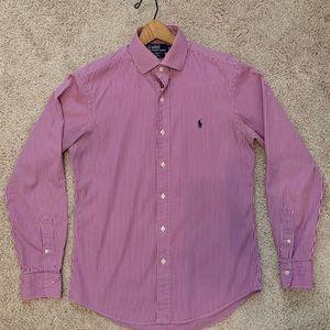 Men's Polo Ralph Lauren Dress Shirt Size 15/38